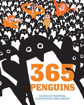 365 Penguins (Reissue) Cover Image