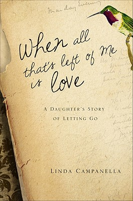 Cover for When All That's Left of Me Is Love