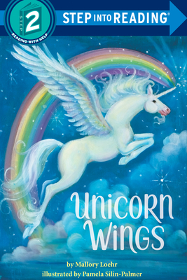 Unicorn Wings (Step into Reading) Cover Image