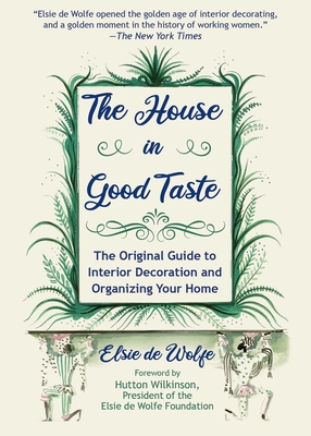 Cover for The House in Good Taste