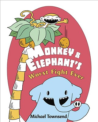 Monkey & Elephant's Worst Fight Ever! Cover