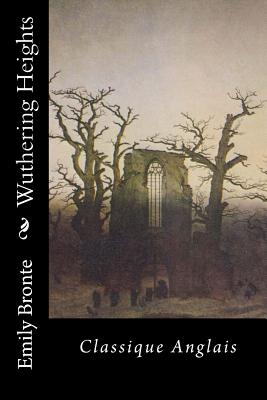 Wuthering Heights: Classique Anglais Cover Image