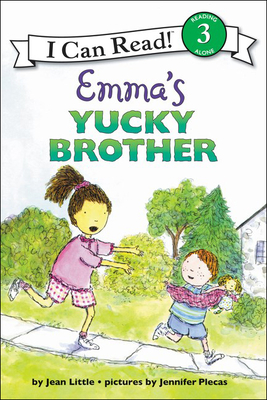 Cover for Emma's Yucky Brother (I Can Read Books
