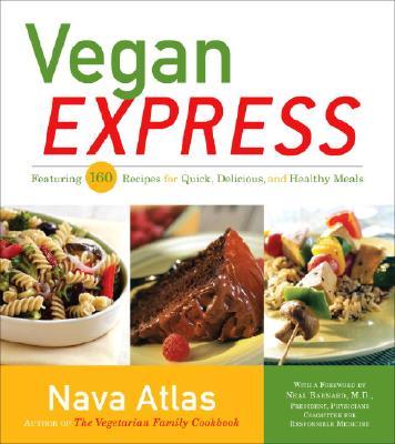 Vegan Express Cover