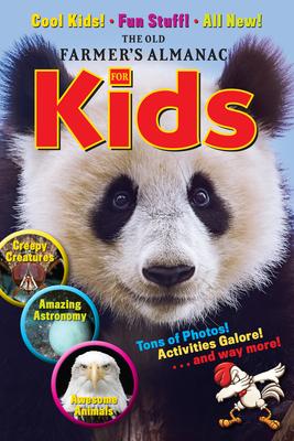 The Old Farmer's Almanac for Kids, Volume 8 Cover Image