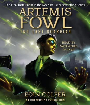 Artemis Fowl 8 Cover
