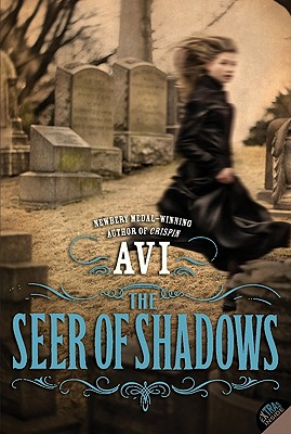 Cover for The Seer of Shadows
