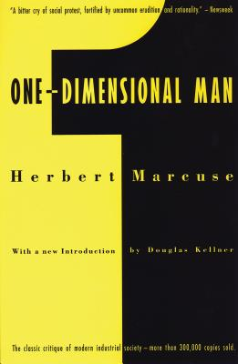 One-Dimensional Man: Studies in the Ideology of Advanced Industrial Society Cover Image