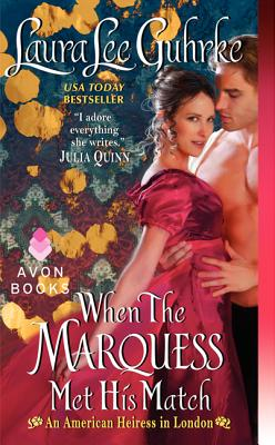 When the Marquess Met His Match Cover