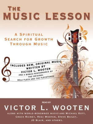 The Music Lesson Cover