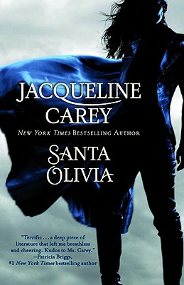 Santa Olivia Cover