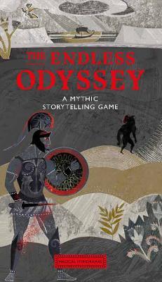 The Endless Odyssey: A Mythic Storytelling Game (Magical Myrioramas; Mythology Cards) Cover Image
