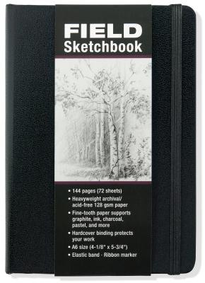 Field Sketchbook A6 Cover Image