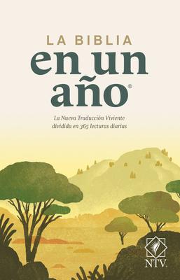 La Biblia en un Ano-Ntv Cover Image