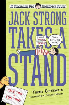 Jack Strong Takes a Stand Cover