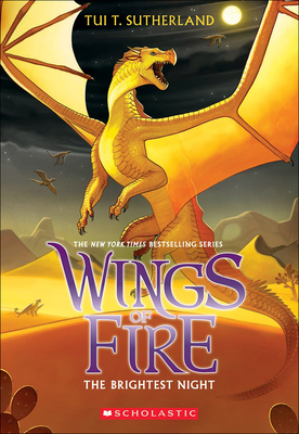 Brightest Night (Wings of Fire #5) Cover Image