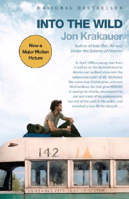 Into the Wild (Movie Tie-in Edition) Cover
