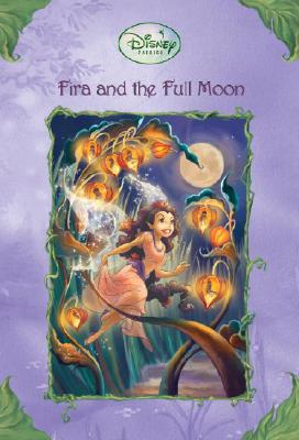 Fira and the Full Moon Cover