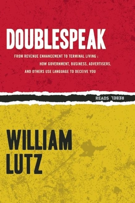 Doublespeak (Rebel Reads) Cover Image
