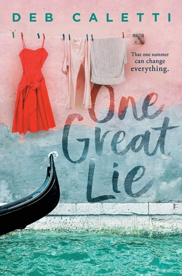 One Great Lie Cover Image