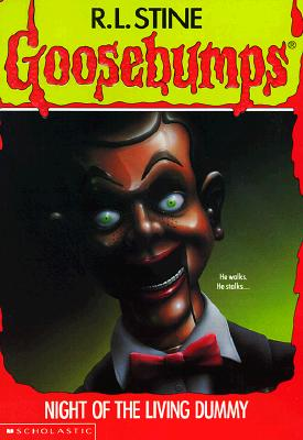 Night of the Living Dummy Cover Image