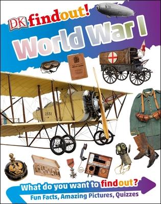 DKfindout! World War I (DK findout!) Cover Image