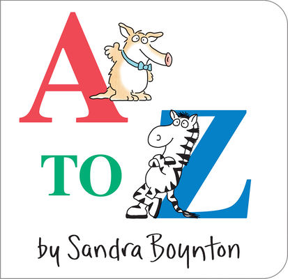 A to Z Cover