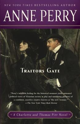 Traitors Gate Cover