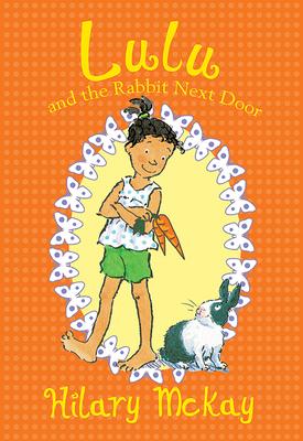 Lulu and the Rabbit Next Door Cover Image