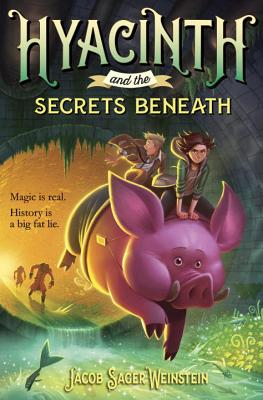 Hyacinth and the Secrets Beneath Cover Image