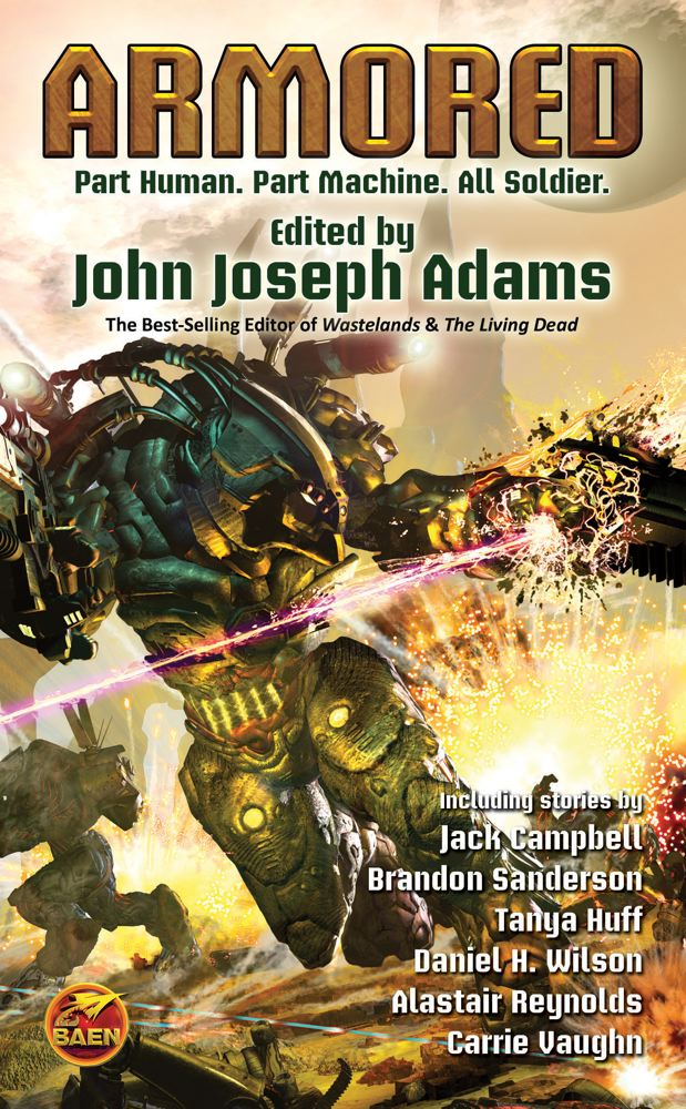 Armored Cover Image