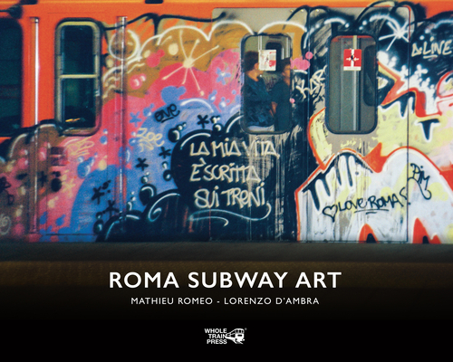 Roma Subway Art Cover Image