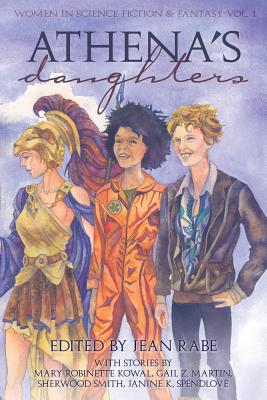 Athena's Daughters, Vol. 1 Cover