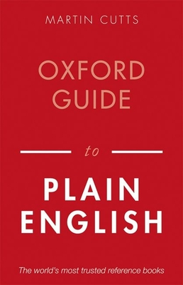 Oxford Guide to Plain English (Oxford Paperback Reference) Cover Image