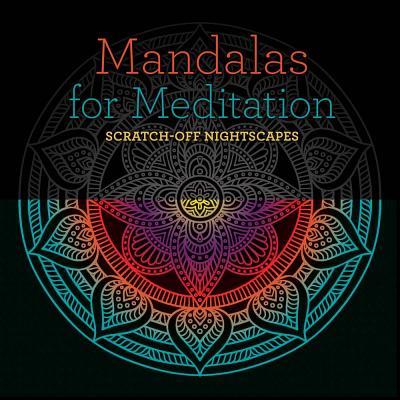 Cover for Mandalas for Meditation