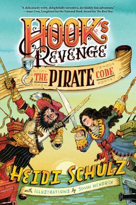 Hook's Revenge, Book 2 Cover