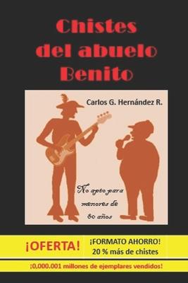 Chistes del abuelo Benito Cover Image