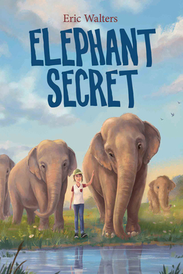 Cover for Elephant Secret