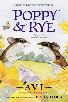 Poppy and Rye Cover