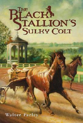 The Black Stallion's Sulky Colt Cover