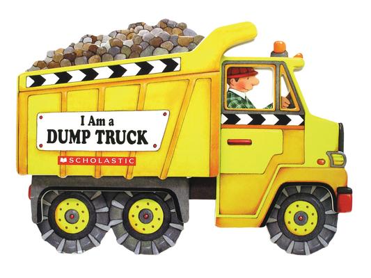 I Am a Dump Truck Cover Image