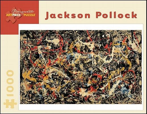 Puz Jackson Pollock Cover Image