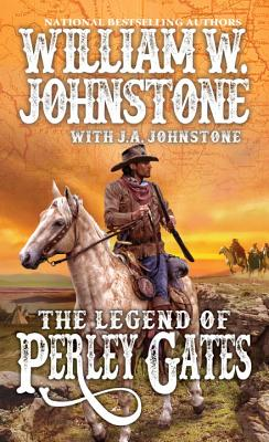 The Legend of Perley Gates (A Perley Gates Western #1) Cover Image