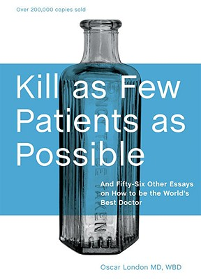 Kill as Few Patients as Possible Cover