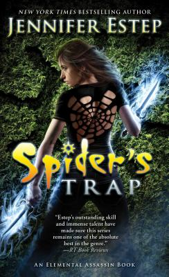 Spider's Trap (Elemental Assassin #13) Cover Image