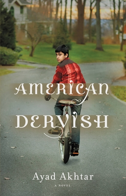 Cover for American Dervish