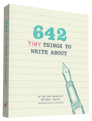 642 Tiny Things to Write About Cover Image