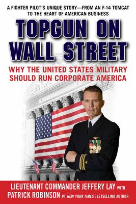 Topgun on Wall Street Cover