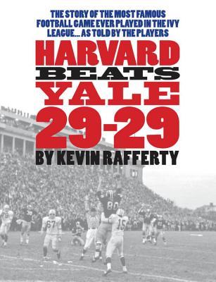 Harvard Beats Yale 29-29 Cover