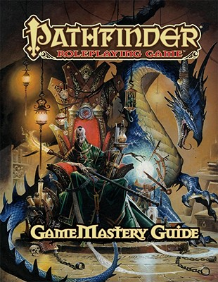 Pathfinder Roleplaying Game: Gamemastery Guide Cover Image